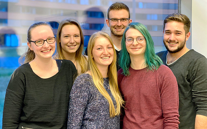 UIF Fellow Students der FH Salzburg